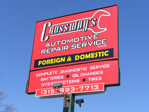 Crossway's Automotive Repair