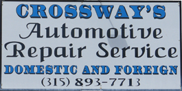 Crossway's Automotive Repair Service